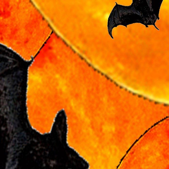 Bloody Halloween Night Leggings