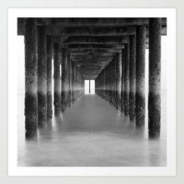 Southwold Pier Art Print