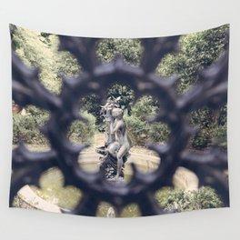 Savannah Garden Nymph Wall Tapestry