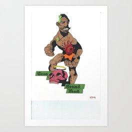 GST Art Print