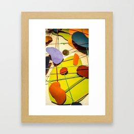 Blobby Blob 1 Framed Art Print
