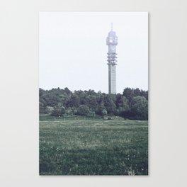 kaknästornet Canvas Print