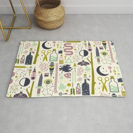 The Witch's Collection Rug