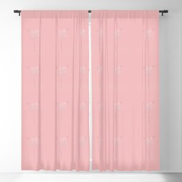 Dream Pink Blackout Curtain