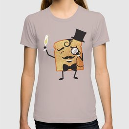 Sir Toast Makes a Toast T-shirt