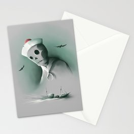 Wreckage of the past Stationery Cards