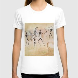 Cave art / Cave painting T-shirt