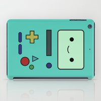 bmo iPad Cases featuring BMO by Expired Kimchi