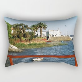 Colonia del Sacramento 01 Rectangular Pillow