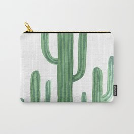 Desert Cacti 3 Carry-All Pouch