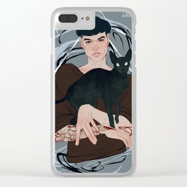 Credence And Obscurus Clear iPhone Case