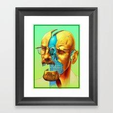 Breaking Bad / Broken Bad Framed Art Print