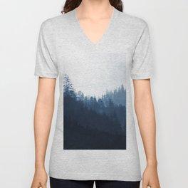 Blue Forest Unisex V-Neck