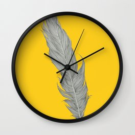 What if I fall? Oh! But what if you fly? Wall Clock