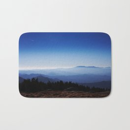 Life Above the Trees Bath Mat