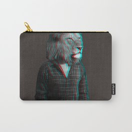 The Lion man Carry-All Pouch