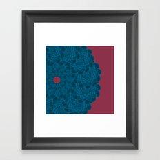 Sheep Ear Art - 5 Framed Art Print