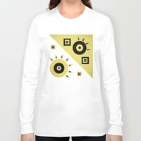 sunshine Long Sleeve T-shirts featuring sunshine by simay