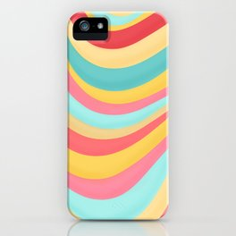 Candy Curves iPhone Case