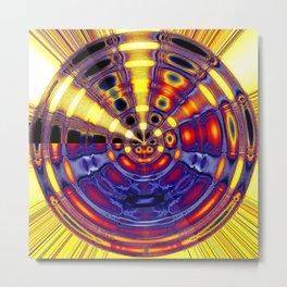 big thai gong Metal Print