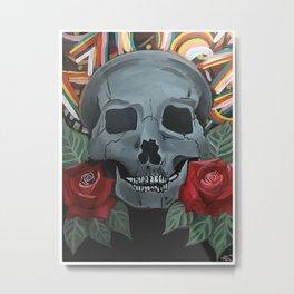 Azucar Metal Print