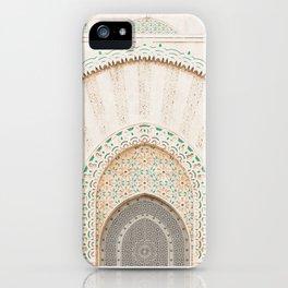 Morocco I iPhone Case