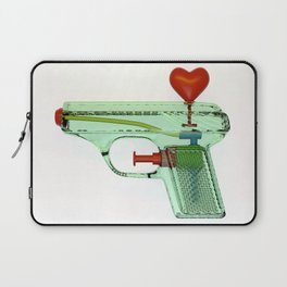 squirtgun love Laptop Sleeve