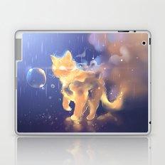 Fire Walk Laptop & iPad Skin