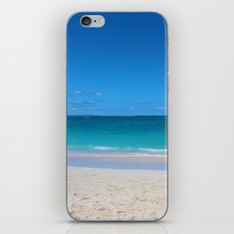 Turks & Caicos Beach iPhone Skin
