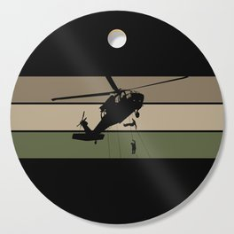Air Assault Cutting Board