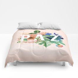 Paz Comforters