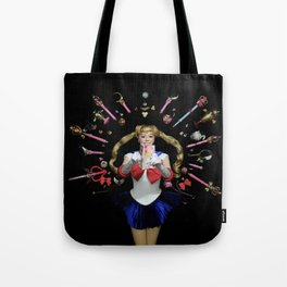 In a Whole Other World Tote Bag
