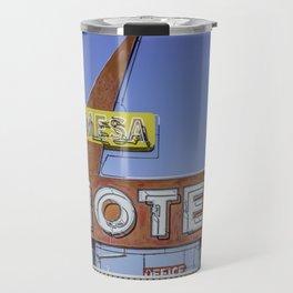 La-Mesa Motel Travel Mug