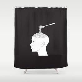 Spaghetti Incident Shower Curtain