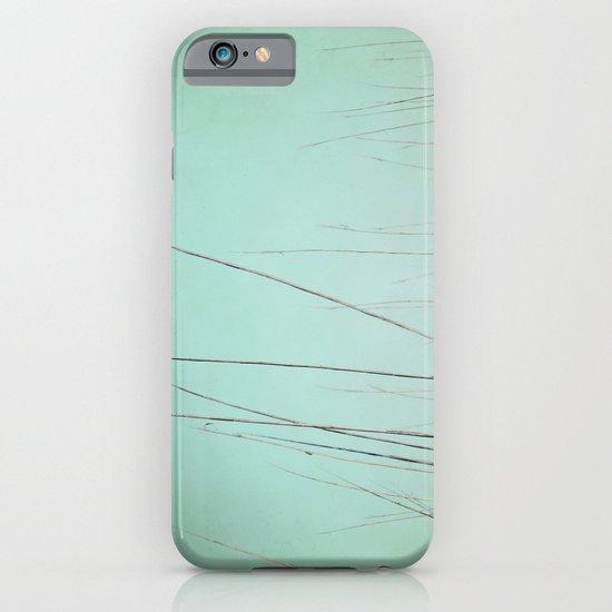 Quiet Breath iPhone & iPod Case