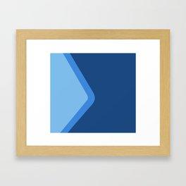 Epcot Blueberry Wall Framed Art Print