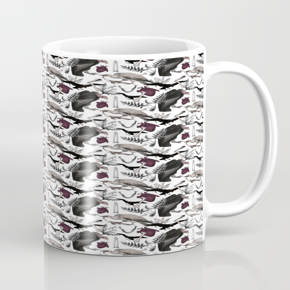 Vulture Culture Tea Cup by Crowtesque MUG8848602