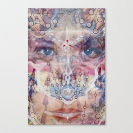 Things that make you go Om Canvas Print