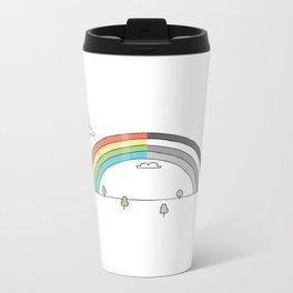 Colorblind Metal Travel Mug
