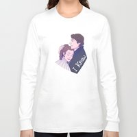 enerjax Long Sleeve T-shirts featuring I Know by enerjax