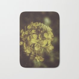 Yellow Soft Tones Bath Mat