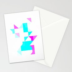 Project Map Stationery Cards