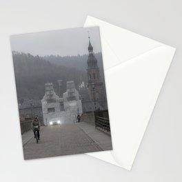 Heidelberg Cyclist Stationery Cards