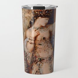 "Gustave Moreau ""The Apparition"" (detail)(1876) Travel Mug"