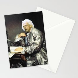 Doc Brown Stationery Cards
