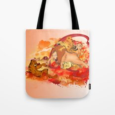 THE CREATION Tote Bag