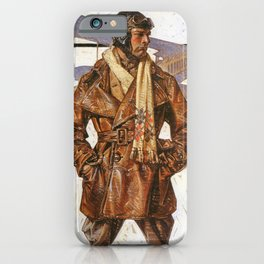 Air Force Pilot - Digital Remastered Edition iPhone Case