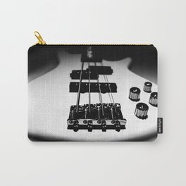 Bass Lines Carry-All Pouch