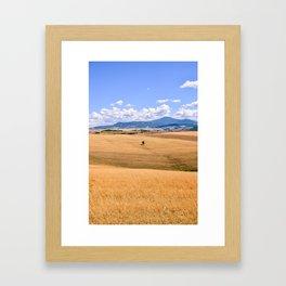 Tuscany, Italy Framed Art Print