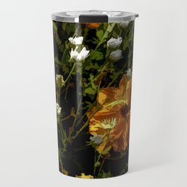 Bashful Floral Travel Mug